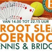 tennis en bridge in Arnhem