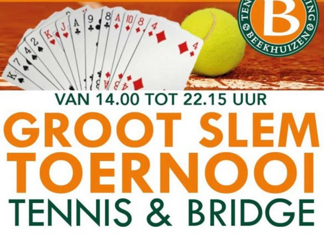 tennis en bridge in Arnhem