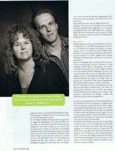 Magazine Bridge februari 2009