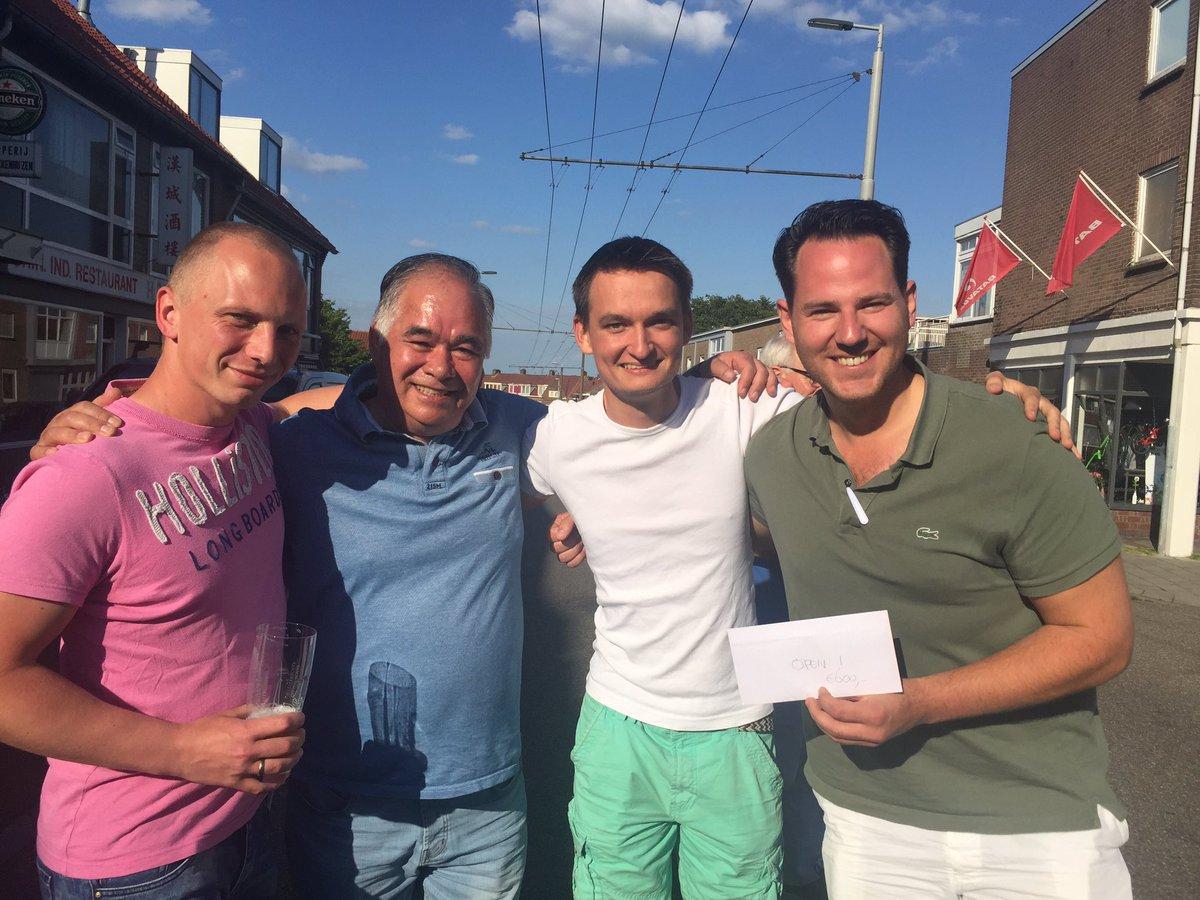 IBS wint Interbridgetoernooi 2017