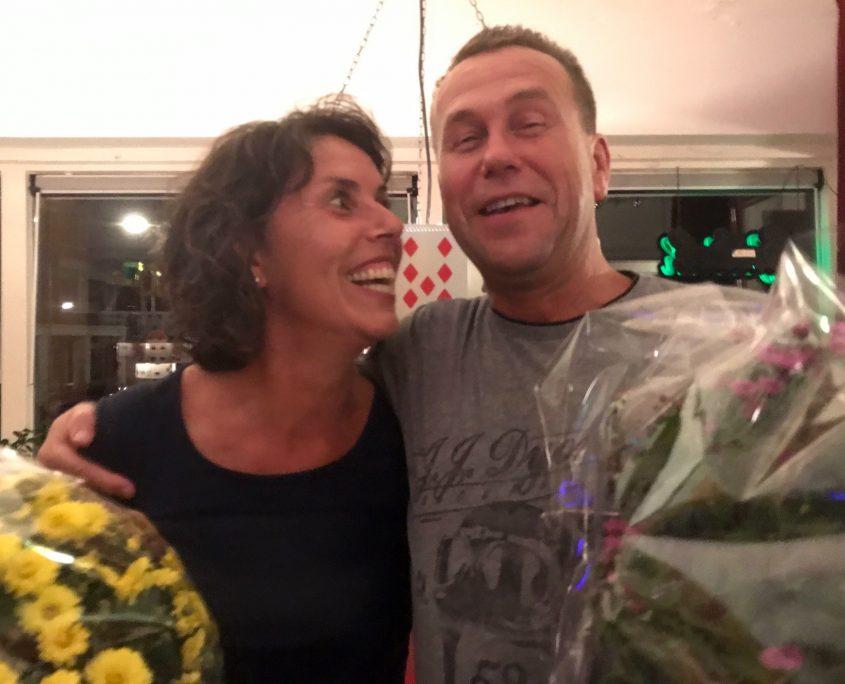 Zomerdrives Finale 2017 DenkTank Arnhem Elsbeth en Manfred
