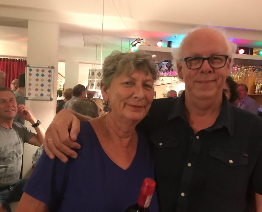 Zomerdrives Finale 2017 DenkTank Arnhem Cootje en Jan