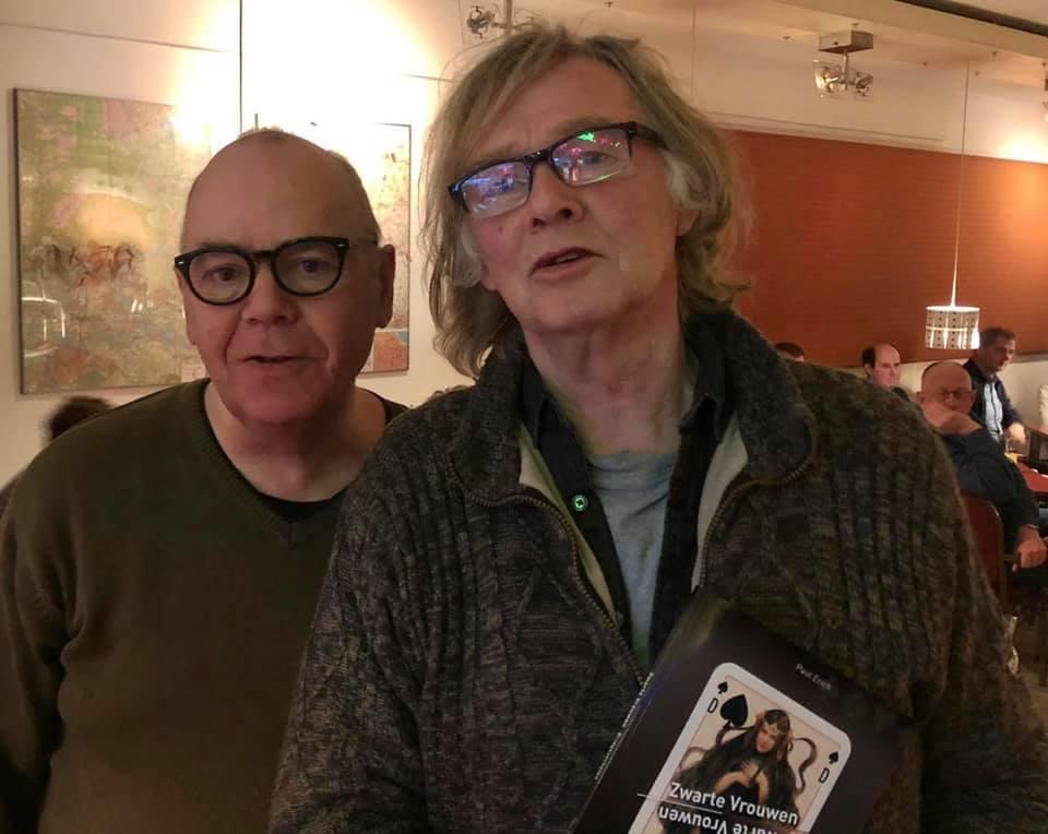 Klavercompetitie 2019 Ruud Vermaas en Ton van den Brink